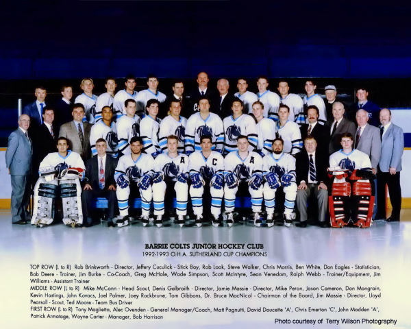 7-1992-93-barrie-colts-southerland-cup-junior-b-champions