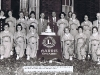 1958 Hillcrest Monarchs Prov.Women's Softball Union Juv.