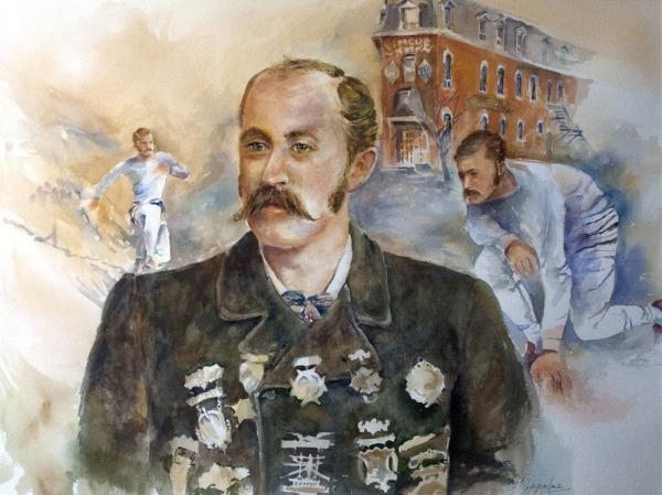 E. W. Johnston